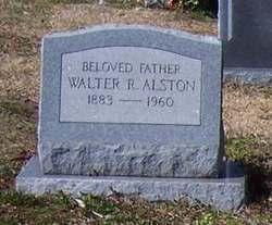 Walter R. Alston