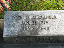 Dock Daniel Alexander