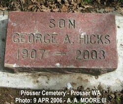 George A. Hicks