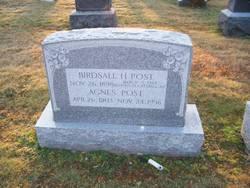 Birdsall H. Post