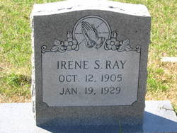 Irene S. Ray