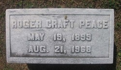 Roger Craft Peace
