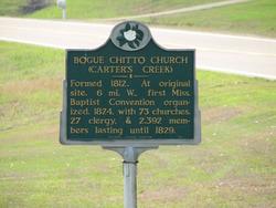 Bogue Chitto Baptist Church Cemetery