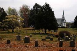 Holcomb Rock Baptist Church Cemetery