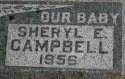 Sheryl E. Campbell