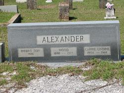 Carrie Udine <i>Dunaway</i> Alexander