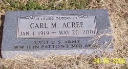 Carl M. Acree