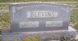 Cora S. <i>Boggs</i> Blevins