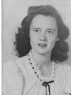 Margaret <i>Hutchens</i> Mize