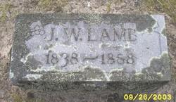 John Wingbush Lamb