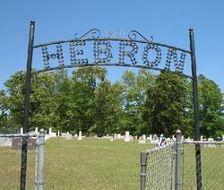 Hebron Hill Cemetery