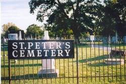 Saint Peters Catholic Cemetery