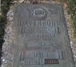 Lena <i>Davenport</i> Abed