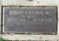 Robert John Elcock, Jr