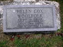 Helen Cox Woolfolk