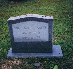William Fred Akins