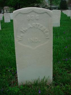 PVT William H. Arterbery