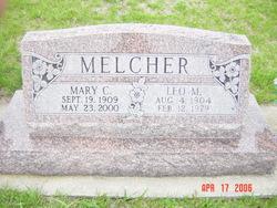 Mary C. <i>Taczek</i> Melcher