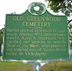 Old Greenwood Cemetery