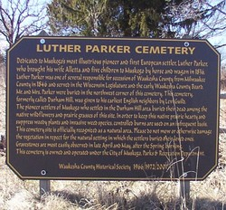 Luther Parker Cemetery