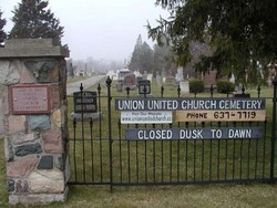 Union United Church Cemetery