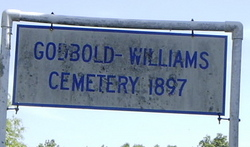 Godbold-Williams Cemetery