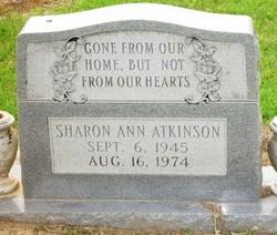 Sharon Ann Atkinson