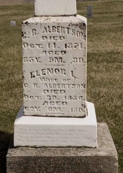 Elenor L <i>Aten</i> Albertson