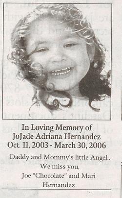 Jo'Jade Adriana J'J <i>Hernandez</i> Bazan