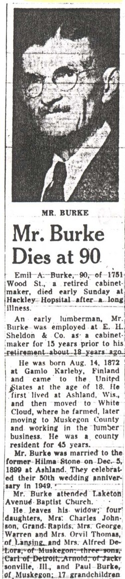 Emil Anders Burke
