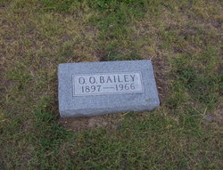 Oval Orse Bailey
