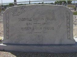 Tazewell Patton Priddie