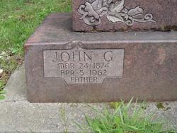 John G Benthien