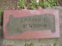 Lillian Lucille <i>Briffett</i> Benthien
