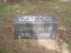 John Franklin Alsip
