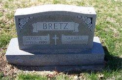 George Jacob Bretz