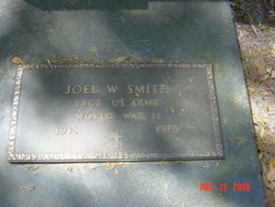 Joel Ward Smith, Jr