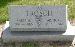 Arthur Carl Frosch