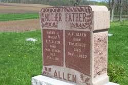 Archibald F. Allen