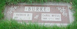 Carol <i>McCue</i> Burke