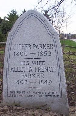Alletta <i>French</i> Parker
