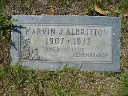 Marvin J Albritton