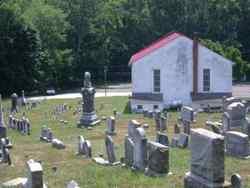 Vincent Baptist Churchyard