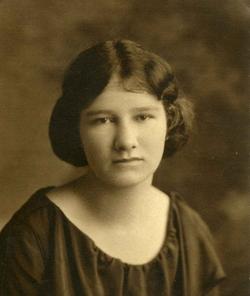 Lillian Alma <i>Headlee</i> Antram