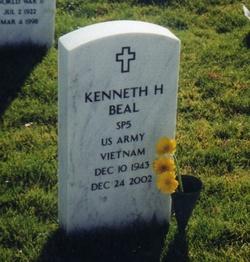 Kenneth Harold Beal