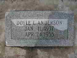 Doyle L. Anderson
