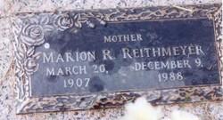 Marion Roberta Reithmeyer