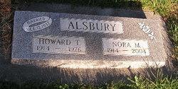Nora Mae <i>Montgomery</i> Alsbury