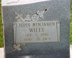 John Benjamin Wiley