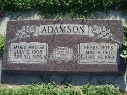 James Walter Adamson